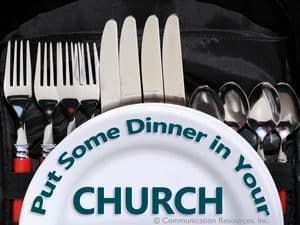 Put Some Dinner in Your Church