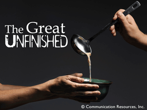 The Great Unfinished