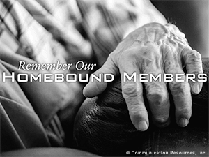 Download Free Resources for Homebound Members