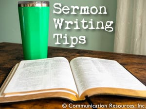 Homiletics | 8 Sermon Writing Tops